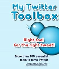 My Twitter Toolbox Ebook