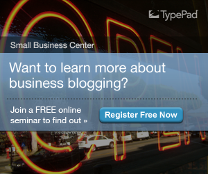 Small-business blogging webinar