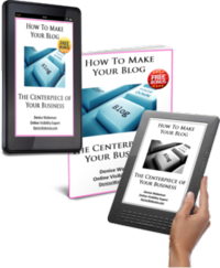 From Blog to Kindle eBook