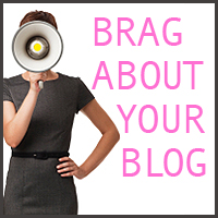 Brag About Your Blog…With a Twist